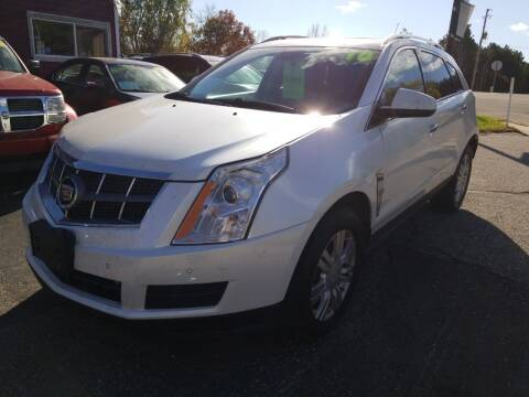 2010 Cadillac SRX for sale at Hwy 13 Motors in Wisconsin Dells WI