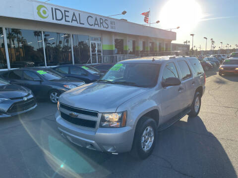 2009 Chevrolet Tahoe for sale at Ideal Cars in Mesa AZ