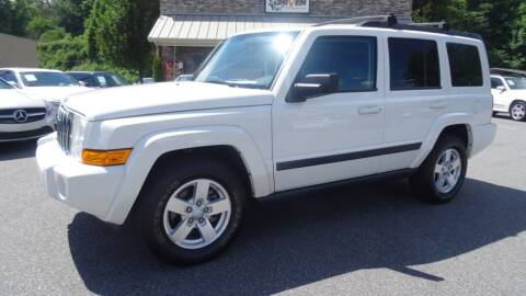 2008 Jeep Commander for sale at Driven Pre-Owned in Lenoir NC