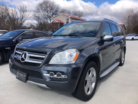 2010 Mercedes-Benz GL-Class for sale at Wolff Auto Sales in Clarksville TN