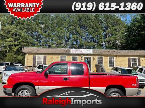 2006 Chevrolet Silverado 1500 for sale at Raleigh Imports in Raleigh NC