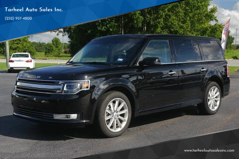2019 Ford Flex for sale at Tarheel Auto Sales Inc. in Rocky Mount NC