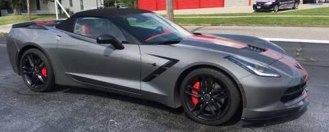 2015 Chevrolet Corvette for sale at G L TUCKER AUTO SALES in Joplin MO