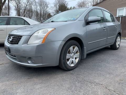 2009 Nissan Sentra for sale at Auto Warehouse in Poughkeepsie NY