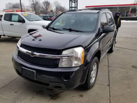 2009 Chevrolet Equinox for sale at Madison Motor Sales in Madison Heights MI