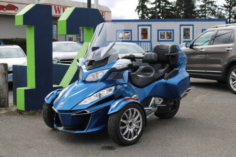 2018 Can-Am SPYDER ROADSTER