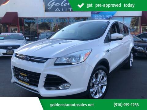 2013 Ford Escape for sale at Golden Star Auto Sales in Sacramento CA