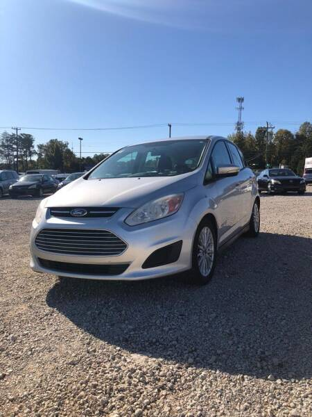 2013 Ford C-MAX Hybrid for sale at Triple A's Motors in Greensboro NC