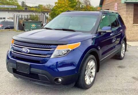 2012 Ford Explorer for sale at Downeast Auto Inc in South Waterboro ME