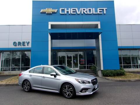 2019 Subaru Legacy for sale at Grey Chevrolet, Inc. in Port Orchard WA