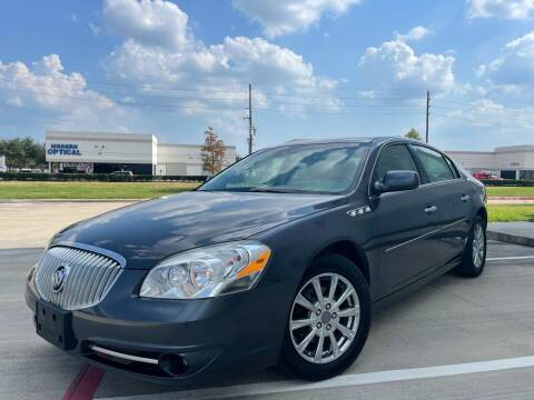 2010 Buick Lucerne for sale at TWIN CITY MOTORS in Houston TX