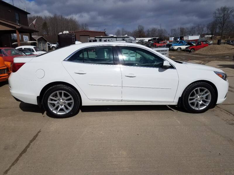 2014 Chevrolet Malibu for sale at J.R.'s Truck & Auto Sales, Inc. in Butler PA