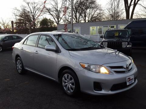 2011 Toyota Corolla for sale at Car Complex in Linden NJ
