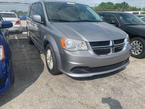 2014 Dodge Grand Caravan for sale at Hatimi Auto LLC in Austin TX