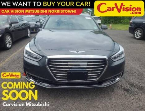 2019 Genesis G90 for sale at Car Vision Mitsubishi Norristown in Norristown PA