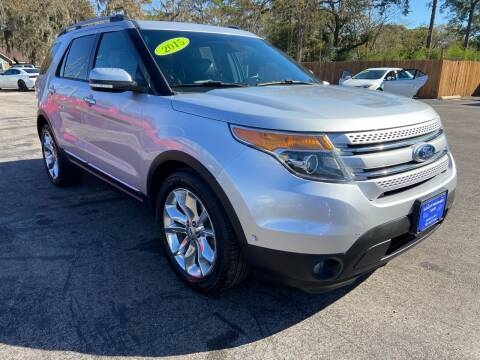 2015 Ford Explorer for sale at QUALITY PREOWNED AUTO in Houston TX