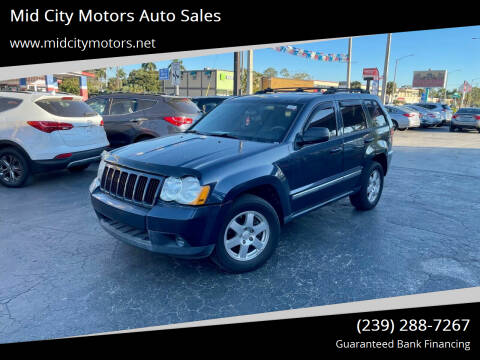 2010 Jeep Grand Cherokee for sale at Mid City Motors Auto Sales in Fort Myers FL