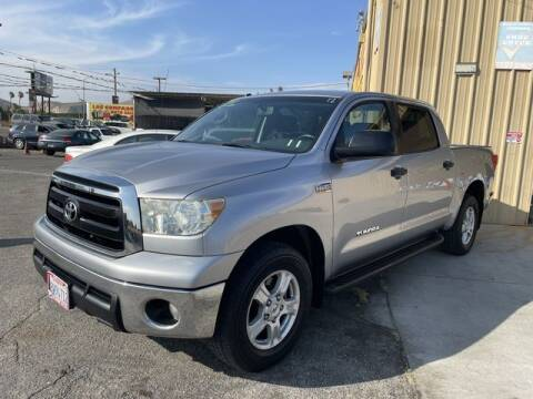 2010 Toyota Tundra for sale at Los Compadres Auto Sales in Riverside CA