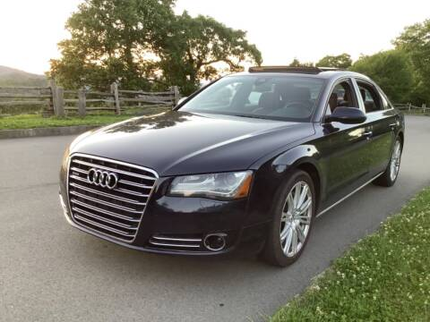 2013 Audi A8 L for sale at Autobahn Motors in Boone NC