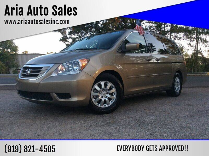 2010 Honda Odyssey for sale at ARIA  AUTO  SALES in Raleigh NC