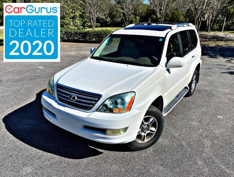 2008 Lexus GX 470 for sale at Brothers Auto Sales of Conway in Conway SC