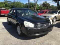 2007 Kia Optima for sale at Popular Imports Auto Sales in Gainesville FL