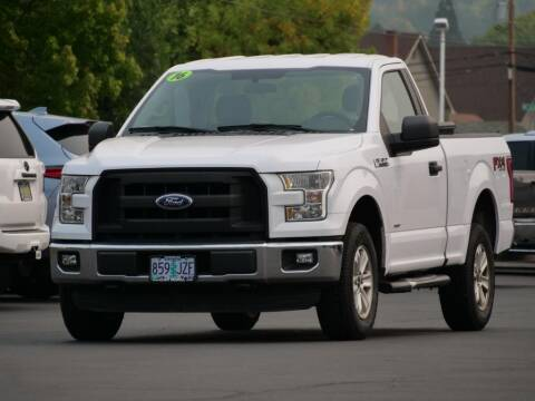 2016 Ford F-150 for sale at CLINT NEWELL USED CARS in Roseburg OR