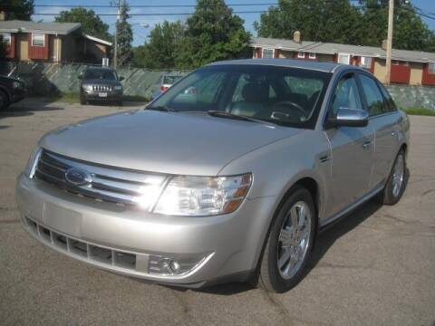 2008 Ford Taurus for sale at ELITE AUTOMOTIVE in Euclid OH