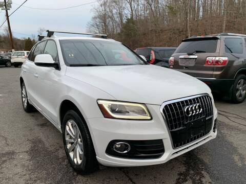 2015 Audi Q5 for sale at D & M Discount Auto Sales in Stafford VA