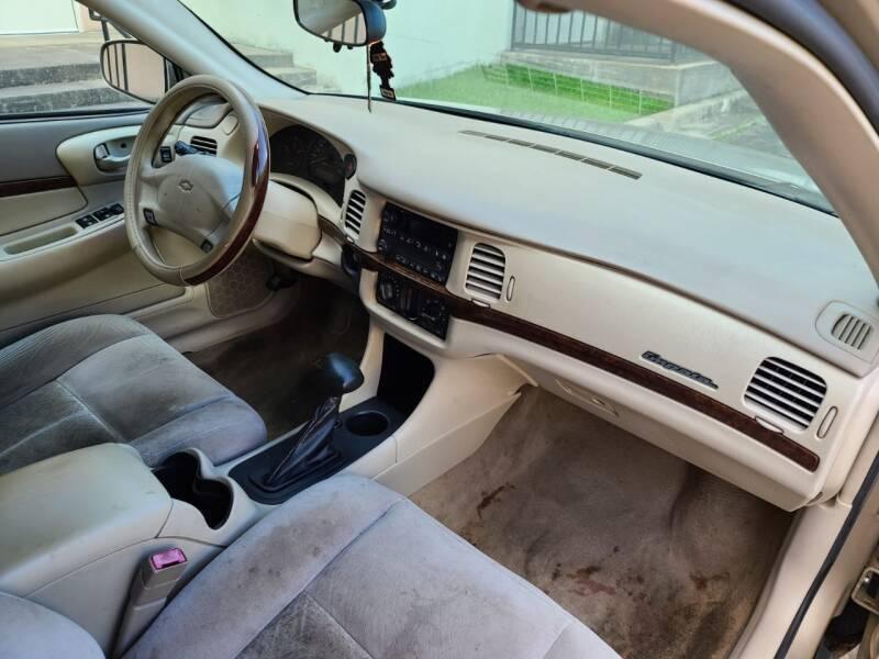 2005 Chevrolet Impala 4dr Sedan - Houston TX