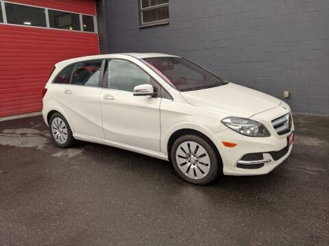 2017 Mercedes-Benz B-Class for sale at Paramount Motors NW in Seattle WA