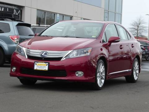 2010 Lexus HS 250h for sale at Loudoun Motor Cars in Chantilly VA