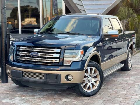 2013 Ford F-150 for sale at Unique Motors of Tampa in Tampa FL