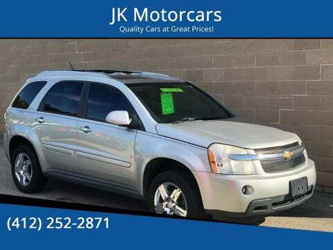2008 Chevrolet Equinox for sale at JK Motor Cars in Pittsburgh PA