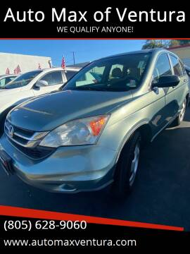 2011 Honda CR-V for sale at Auto Max of Ventura in Ventura CA
