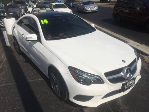2014 Mercedes-Benz E-Class for sale at ROUTE 6 AUTOMAX in Markham IL