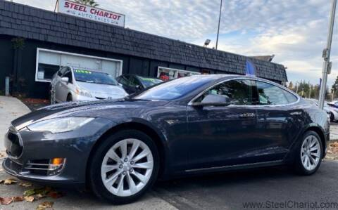 2016 Tesla Model S for sale at Steel Chariot in San Jose CA