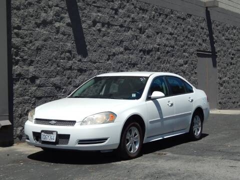 2014 Chevrolet Impala Limited for sale at Gilroy Motorsports in Gilroy CA