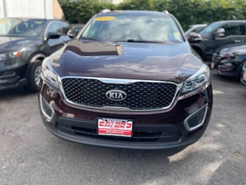 2016 Kia Sorento for sale at Buy Here Pay Here Auto Sales in Newark NJ