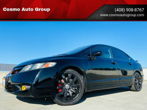 2009 Honda Civic for sale at Cosmo Auto Group in San Jose CA