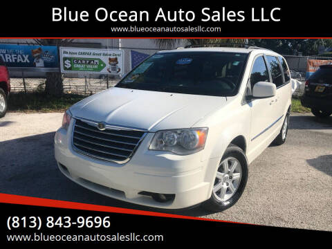 2010 Chrysler Town and Country for sale at Blue Ocean Auto Sales LLC in Tampa FL