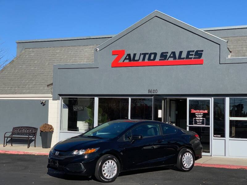 2014 Honda Civic for sale at Z Auto Sales in Boise ID