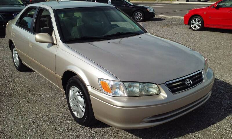 2000 Toyota Camry for sale at Pinellas Auto Brokers in Saint Petersburg FL