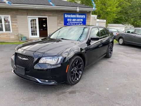 2019 Chrysler 300 for sale at Brucken Motors in Evansville IN