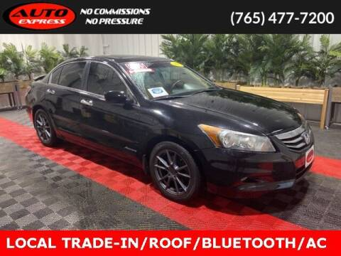 2012 Honda Accord for sale at Auto Express in Lafayette IN
