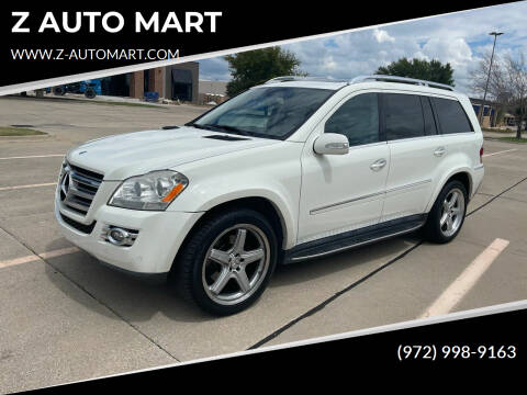 2008 Mercedes-Benz GL-Class for sale at Z AUTO MART in Lewisville TX