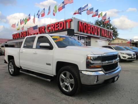 2016 Chevrolet Silverado 1500 for sale at Giant Auto Mart 2 in Houston TX