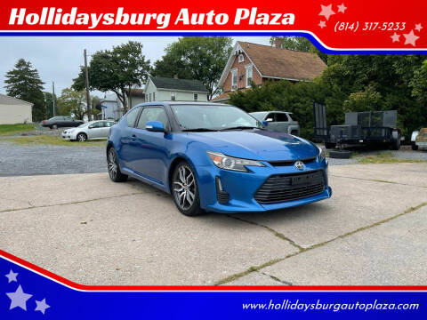 2015 Scion tC for sale at Hollidaysburg Auto Plaza in Hollidaysburg PA