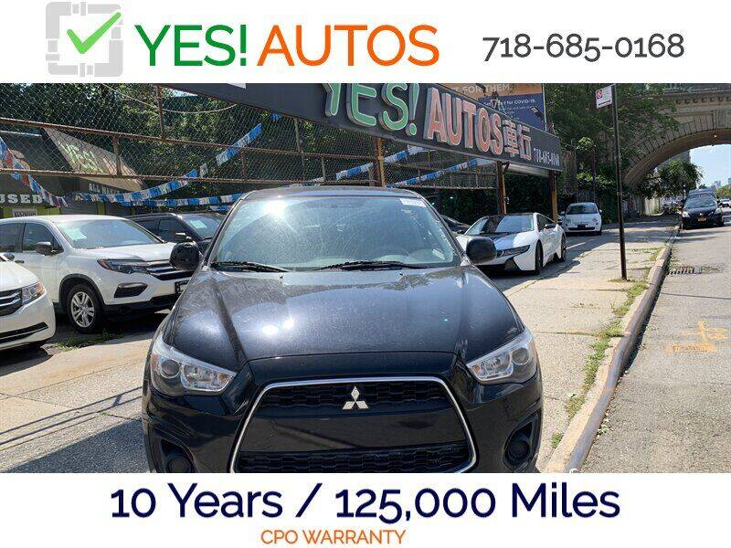 2013 Mitsubishi Outlander Sport for sale in Elmhurst, NY