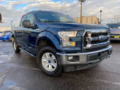 2017 Ford F-150 for sale at New Wave Auto Brokers & Sales in Denver CO